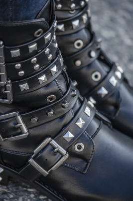 Boots - Sanna svart