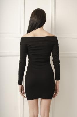 Kjole - Adena svart