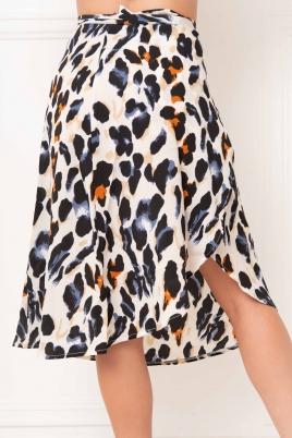 Skjørt - Nena leopard