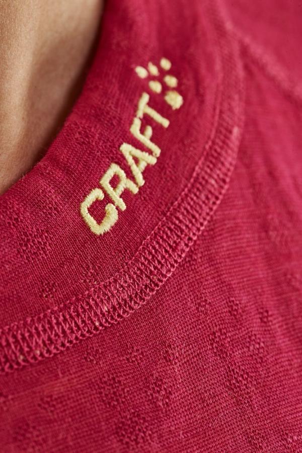 Craft - Warm Wool Nordic Crew Neck Smoothie
