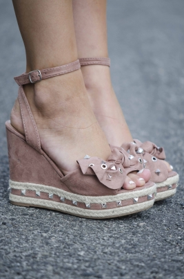 Sandaler - Kleopatra Rosa