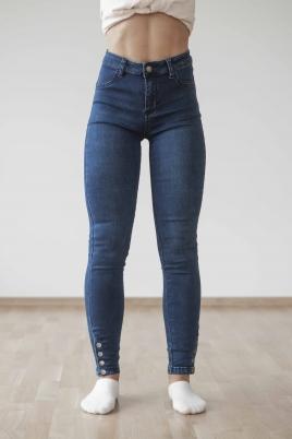 Jeans - Eline blå