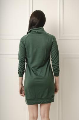 Kjole - Camilia grønn