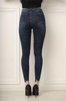 Jeans - Julia blå
