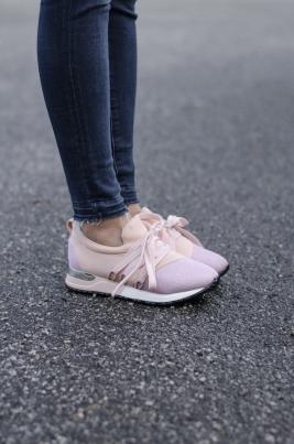 Sneakers - Sofia rosa