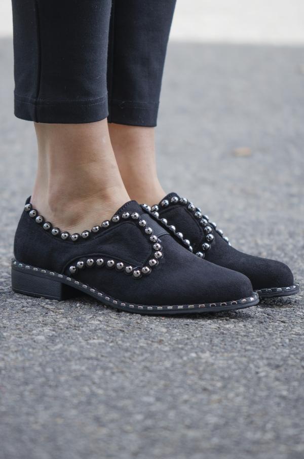 Sneakers - Emma svart