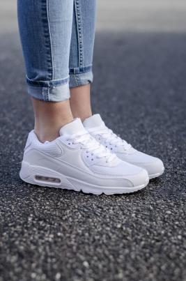 Sneakers - Melina Hvit