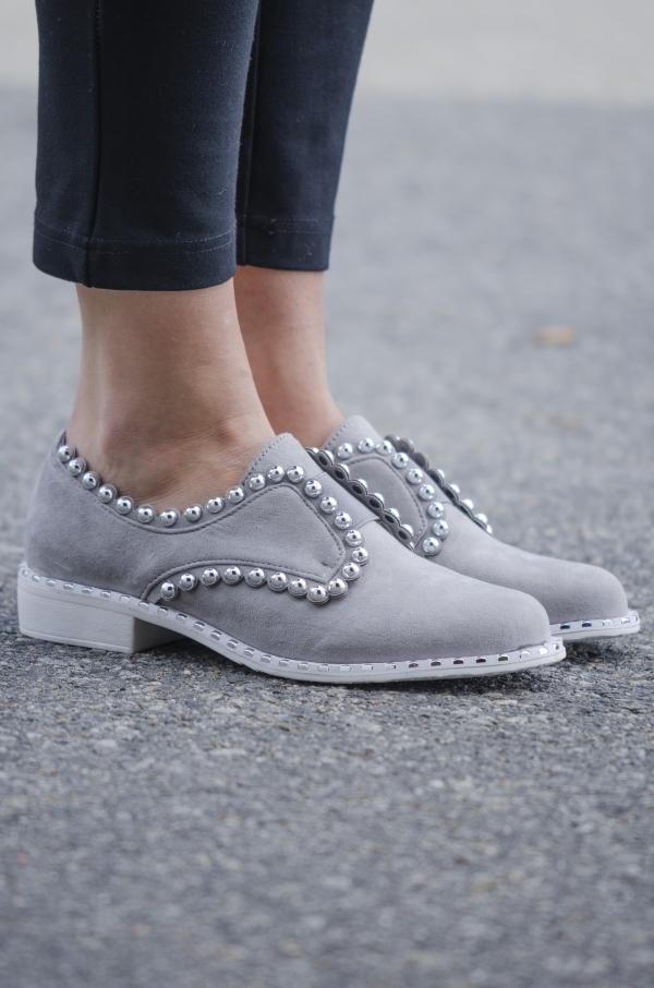 Sneakers - Emma grå