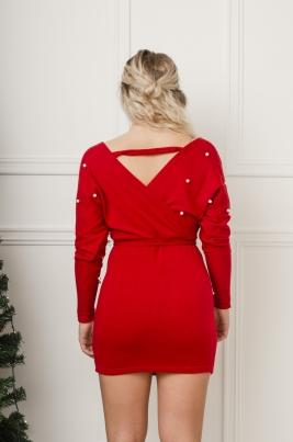 Kjole - Sara rød