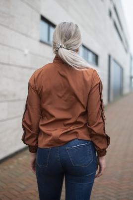 Jakke - Aria brun