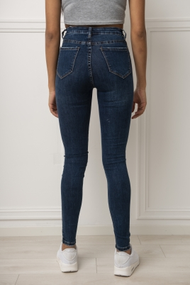 Jeans - Malika blå