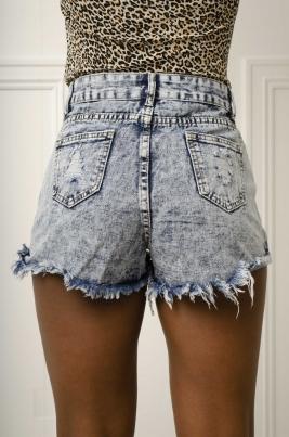 Shorts - Lily blå