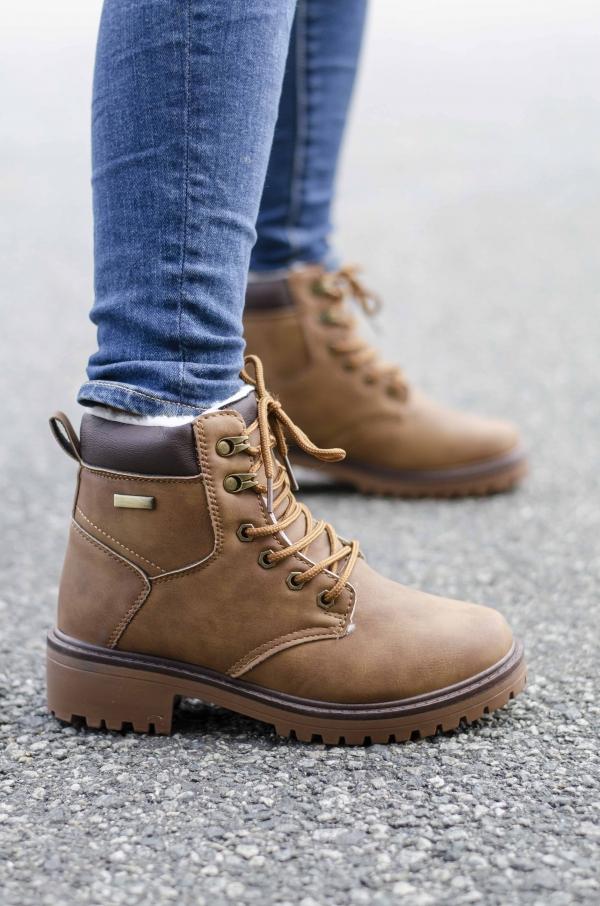 Boots - Amanda Kamel Vinter