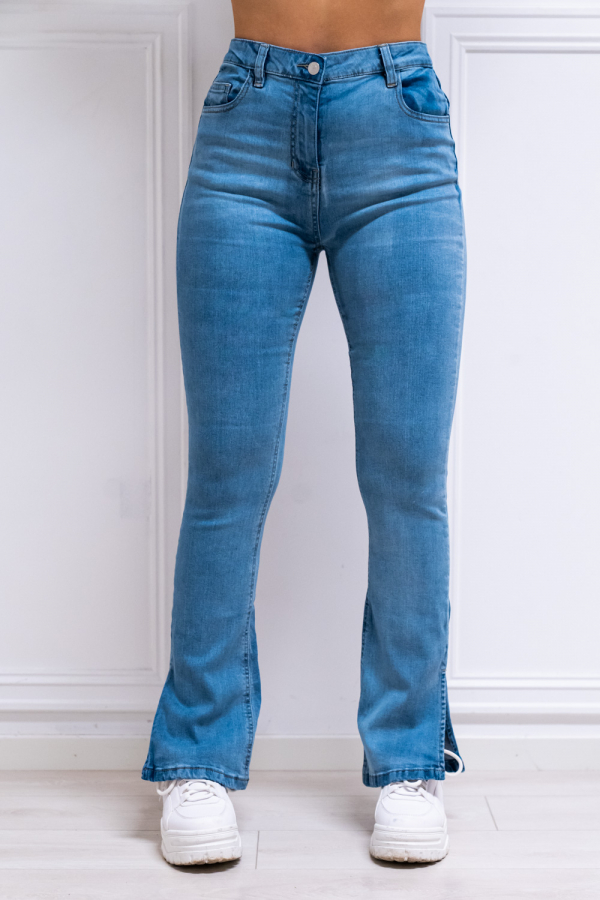Jeans - Malena blå