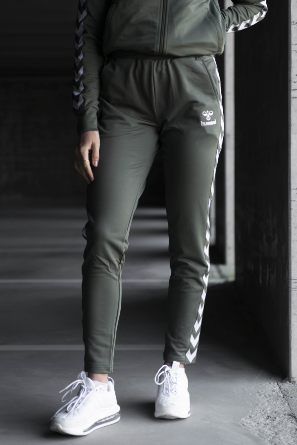 Hummel - NELLY Pants grønn
