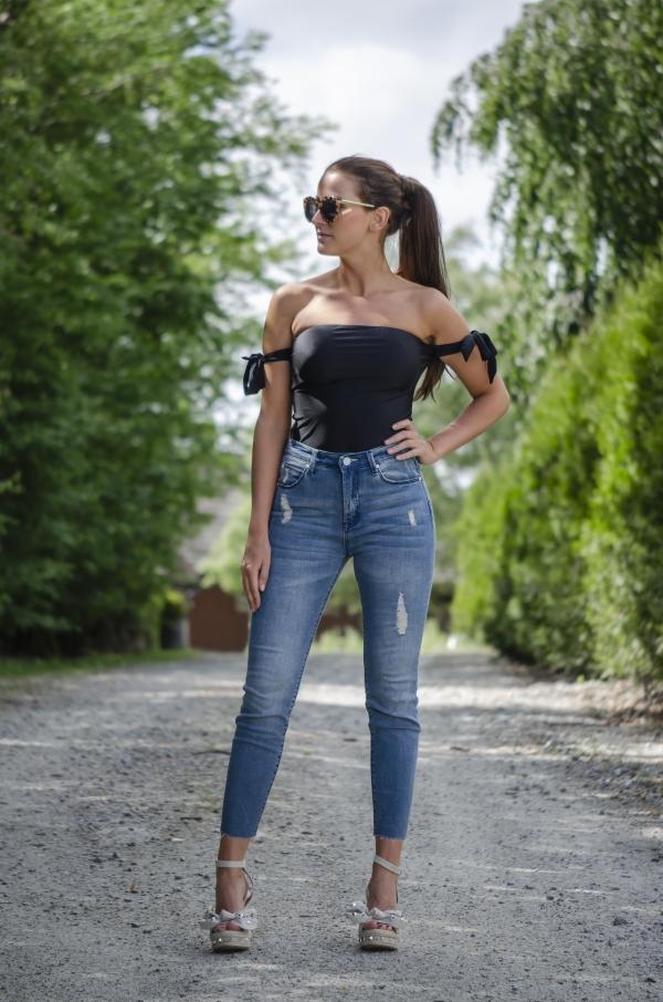 Body - North Exclusive Elisabeth svart