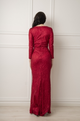 Kjole - Elena rød