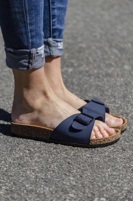 Sandaler - Synne blå