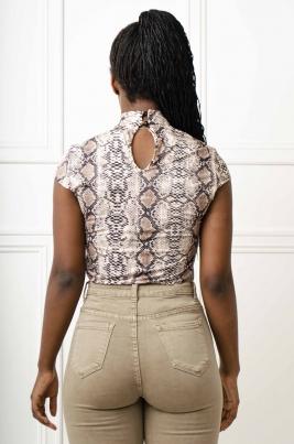 Body - Ariane slangeprint