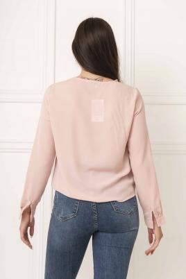 Bluse - Thea rosa