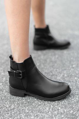 Boots - Suna svart