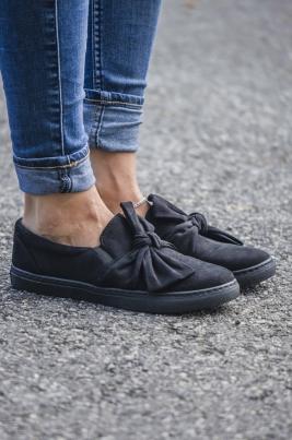 Sneakers - Susi svart