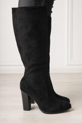Støvletter - Lisa svart