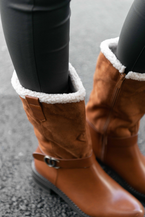 Boots - Tine kamel