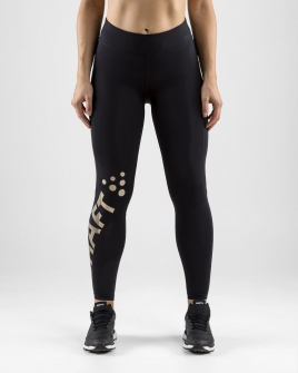 Craft - Delta 2.0 long tights W Black/Champ