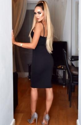Kjole - Sydney svart