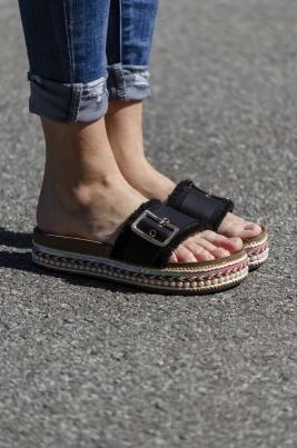 Sandaler - Zoe svart