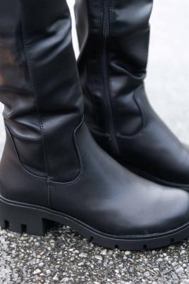 Støvletter - Nora svart