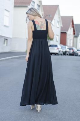 Kjole - Ariane Svart