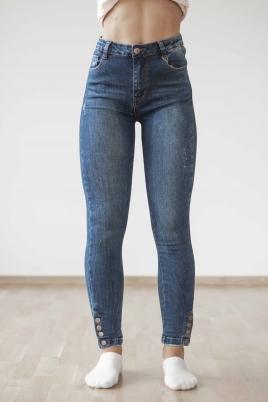 Jeans - Janne blå