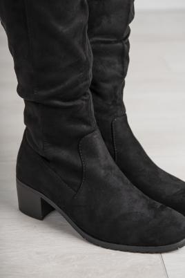 Støvletter - Marie svart