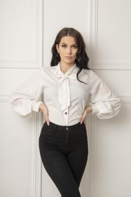 Skjorte - Sandrine hvit
