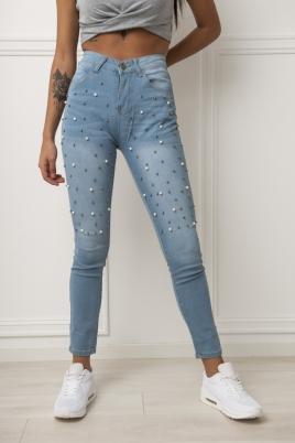 Jeans - Ninette blå