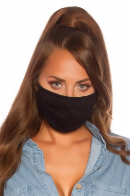 Maske - Svart