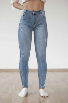 Jeans - Nora blå