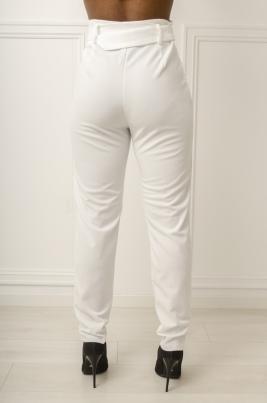 Bukse - Silja hvit