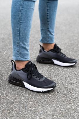 Sneakers - Nina grå