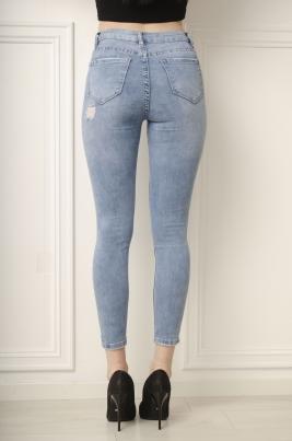 Jeans - Isabell blå