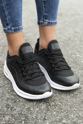 Sneakers - Camilla svart