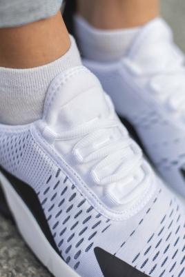 Sneakers - Lene hvit/svart