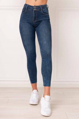 Jeans - Birthe blå