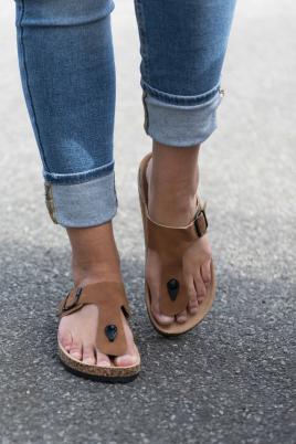 Sandaler - Sandra kamel