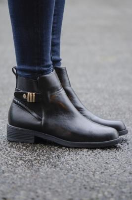 Boots - Miranda svart
