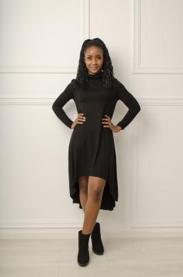 Kjole - Gianna svart