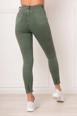 Jeans - Trine grønn
