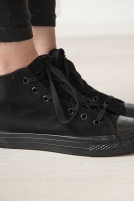 Sneakers - Kurby svart